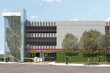 Image for 1470 Owens Parking Structure