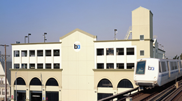 Image for BART Fruitvale Transit Village Parking Structure