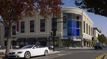 Image for Mountain View Parking Structure