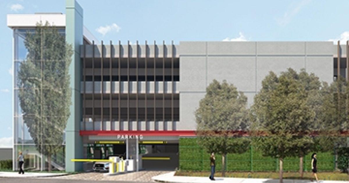 Watry Design Inc 1550 Owens Parking Structure
