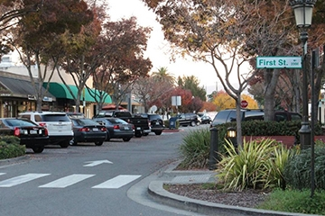 Image for City of Livermore Downtown Parking Management Study