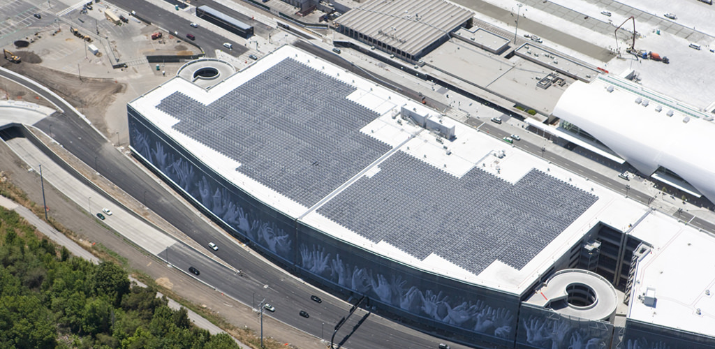 Slideshow image for Mineta San Jose International  Airport ConRAC & Parking Structure