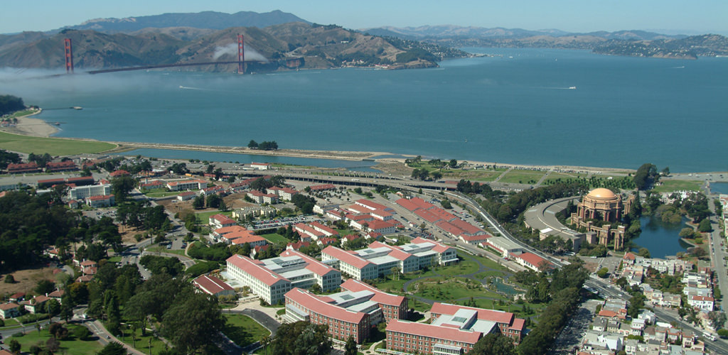 Slideshow image for Letterman Digital Center Parking Structure at the Presidio