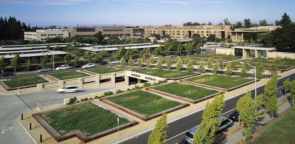Stanford University Medical Center >> Stanford University Medical Center Parking Watry Design Inc