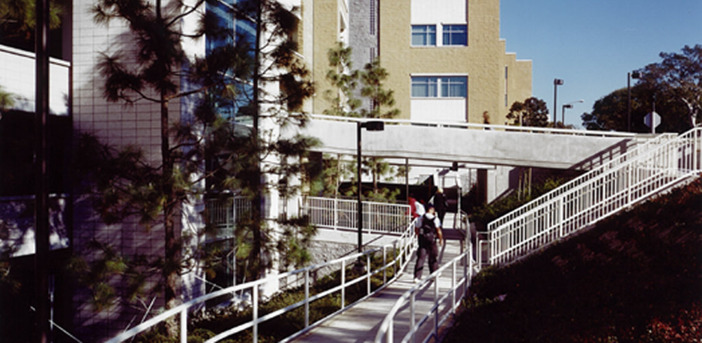 Slideshow image for UC Irvine Parking Structure & Office Building #3