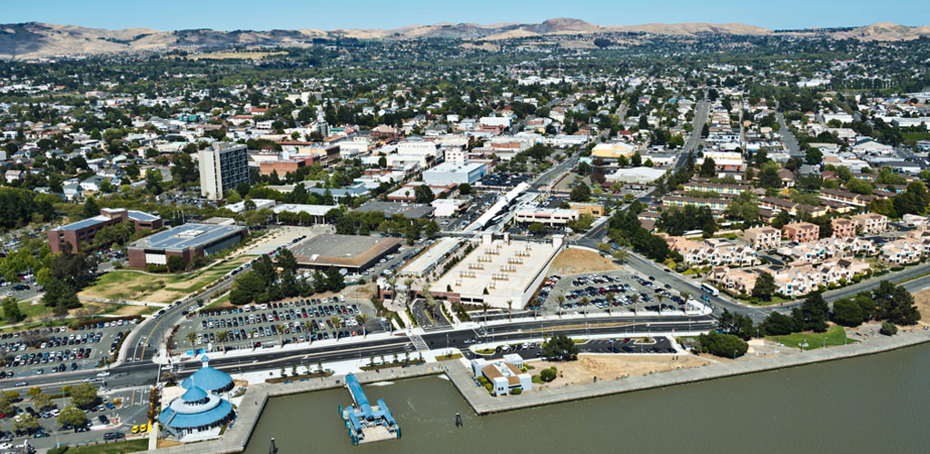 Slideshow image for Vallejo Waterfront Studies and Parking Structure