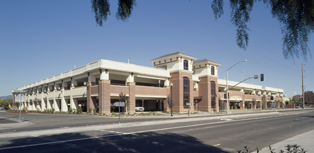 Slideshow image for Livermore Valley Transit  Parking Structure