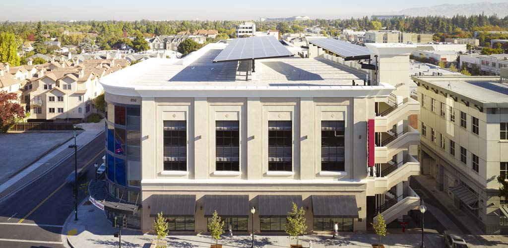 Slideshow image for Mountain View Parking Structure