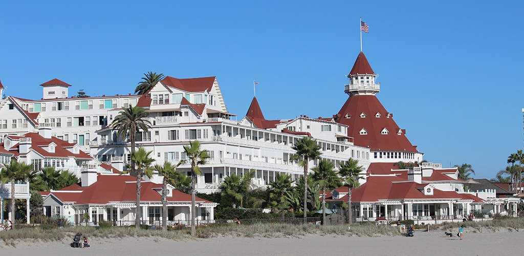 Slideshow image for Hotel Del Coronado North Garage