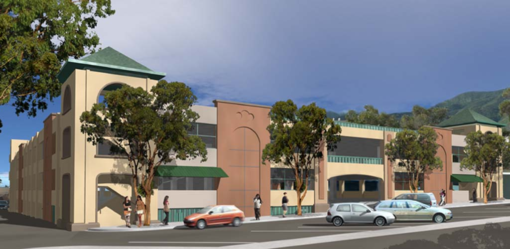 Slideshow image for Wailuku Municipal Parking Structure Study